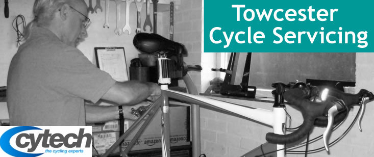 Towcester Cycle Servicing - A personal service by someone who cares